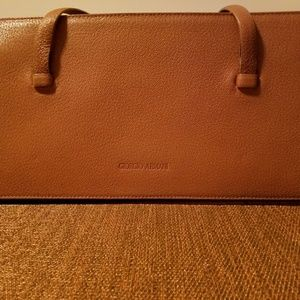 Georgie Armani Signature East West Bag